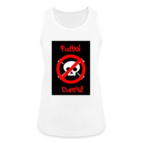 Fatboi Dares's logo - Women's Breathable Tank Top