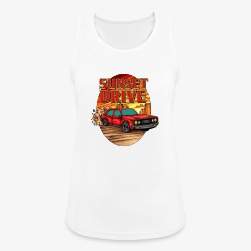 Sunset Drive - Frauen Tank Top atmungsaktiv