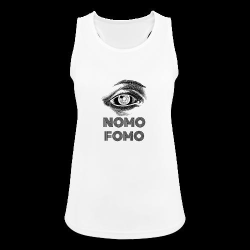 NOMO FOMO - Women's Breathable Tank Top
