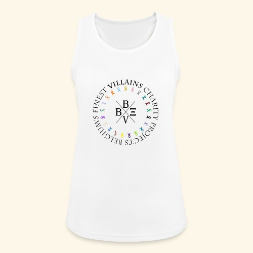 BVBE Charity Projects - Women's Breathable Tank Top