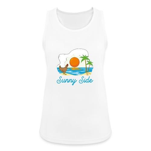 Sunny side - Top da donna traspirante