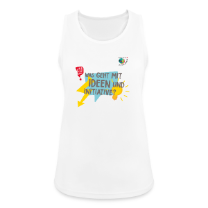 IDEEN & INITIATIVE - Frauen Tank Top atmungsaktiv