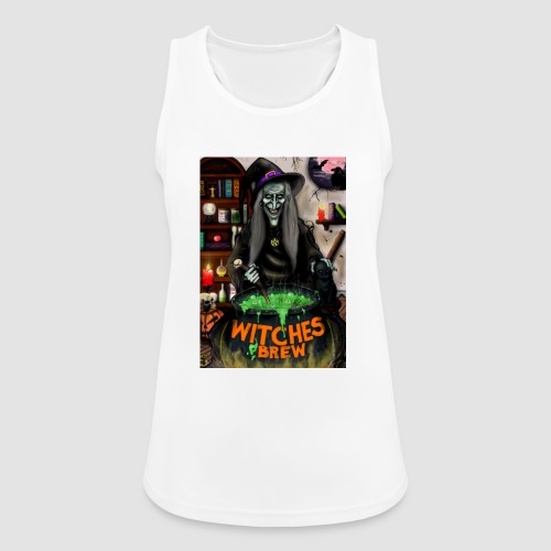 The Witch - Women's Breathable Tank Top