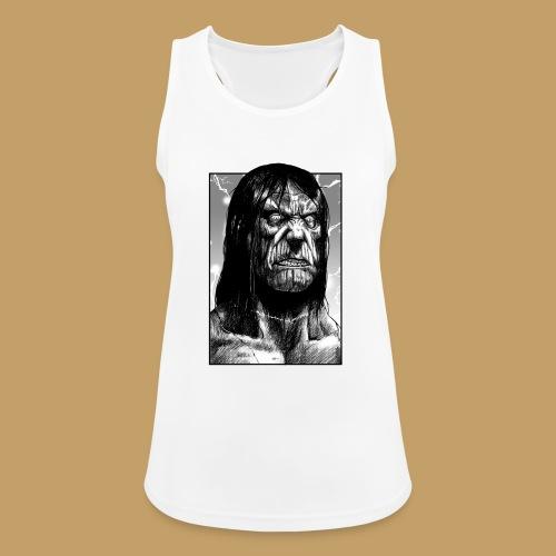 Frankenstein's Monster - Tank top damski oddychający