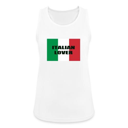 ITALIAN LOVER - Top da donna traspirante