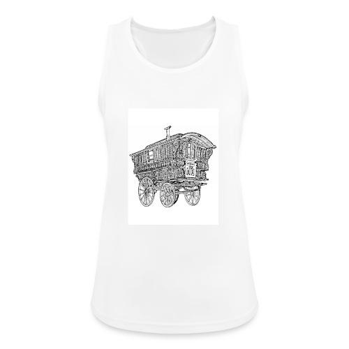 Woonwagen - Vrouwen tanktop ademend