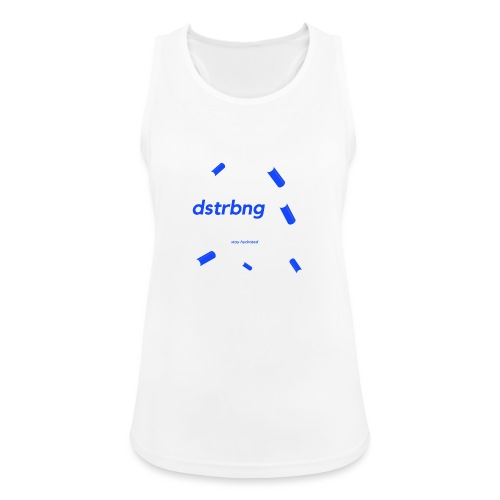 stay hydrated - Women's Breathable Tank Top