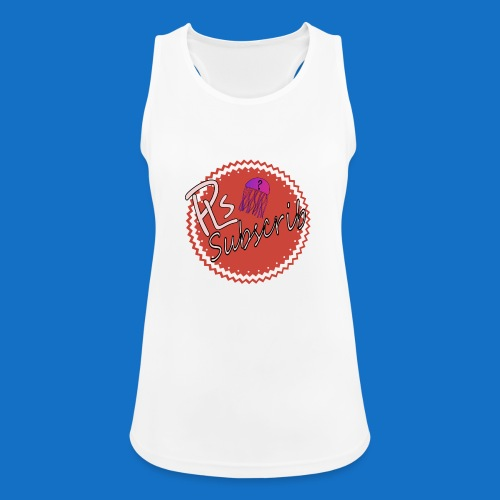 PLsSubscrib - Women's Breathable Tank Top