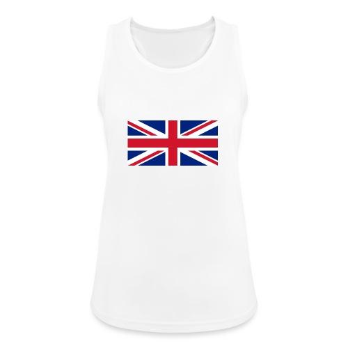United Kingdom - Women's Breathable Tank Top