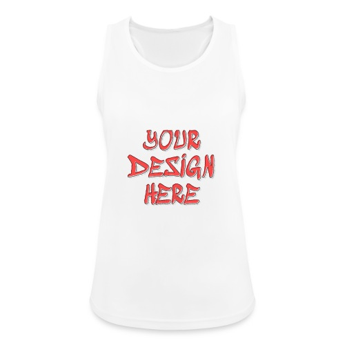TextFX - Women's Breathable Tank Top