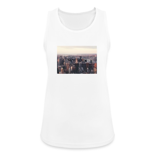 spreadshirt - Débardeur respirant Femme
