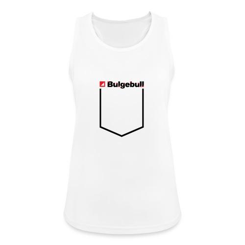 BULGEBULL-POCKET2 - Camiseta de tirantes transpirable mujer