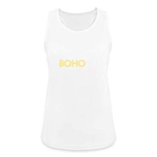 Bohomienne - Vrouwen tanktop ademend