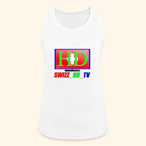 SWIZZ HD TV - Frauen Tank Top atmungsaktiv