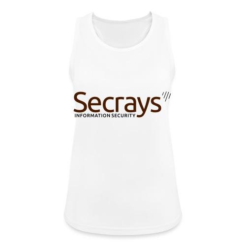 Secrays vektori logo - Naisten tekninen tankkitoppi
