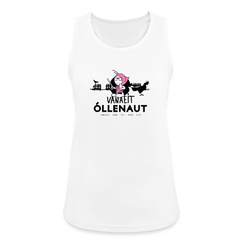 Õllenaut Vanaeit - Women's Breathable Tank Top