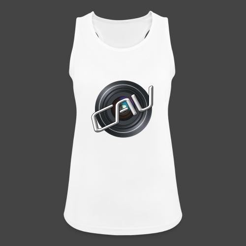 CAV-Logo - Frauen Tank Top atmungsaktiv