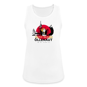 Õllenaut Must Mari - Women's Breathable Tank Top