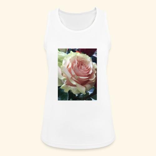 Roses - Frauen Tank Top atmungsaktiv