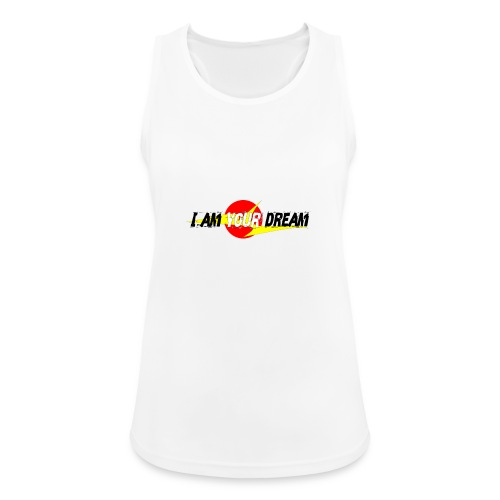 I am in your dream - Women's Breathable Tank Top