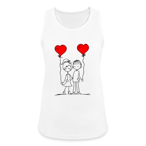 You and me - Women's Breathable Tank Top