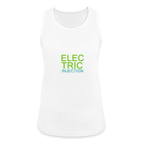 ELECTRIC INJECTION basic - Frauen Tank Top atmungsaktiv