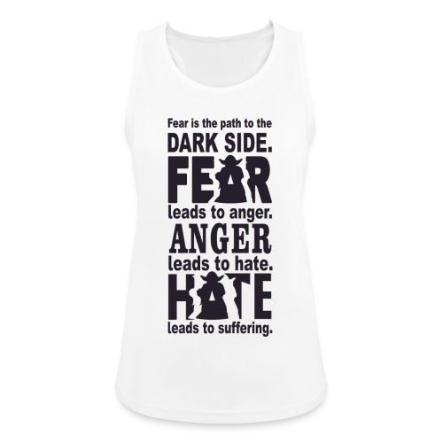 F06 - Women's Breathable Tank Top