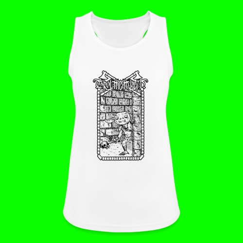 Return to the Dungeon - Women's Breathable Tank Top