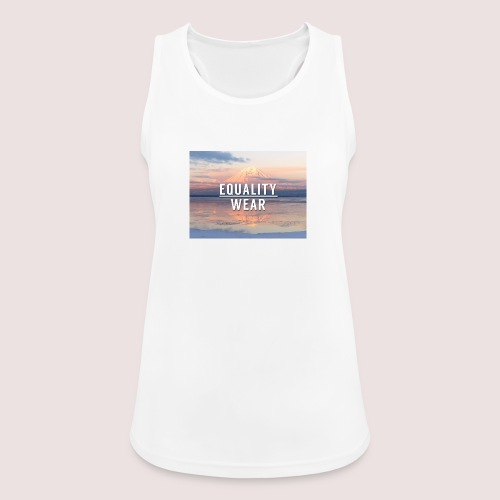 Mountain Equality Edition - Women's Breathable Tank Top