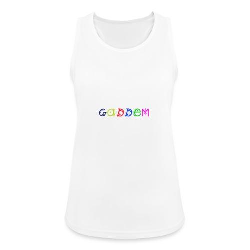 Gaddem - Débardeur respirant Femme