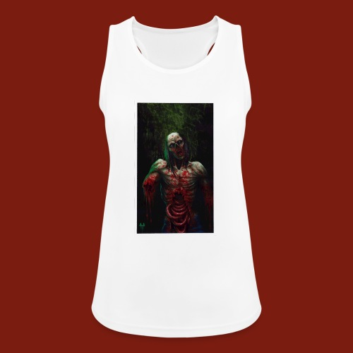 Zombie's Guts - Women's Breathable Tank Top