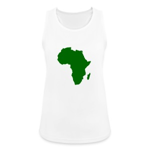 African styles green - Women's Breathable Tank Top