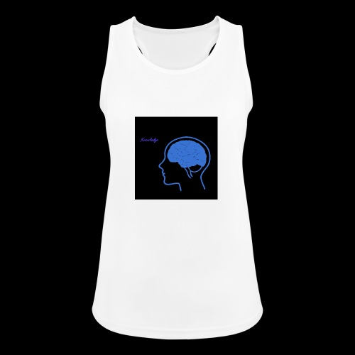 Knowledge - Women's Breathable Tank Top