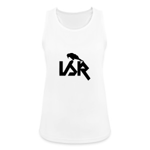 Iron Shirt White Classic - Women's Breathable Tank Top