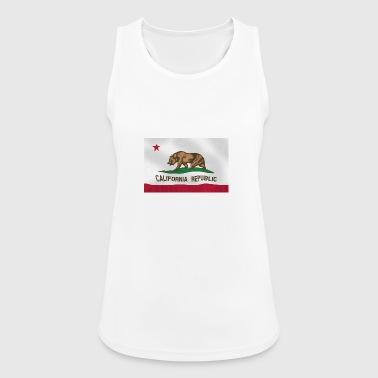 Californië - Vrouwen tanktop ademend