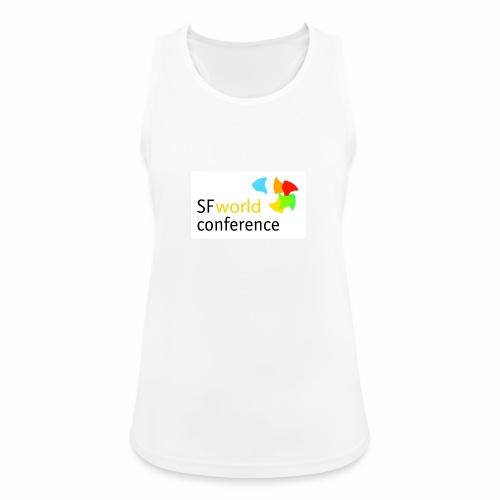 SFworldconference T-Shirts - Frauen Tank Top atmungsaktiv
