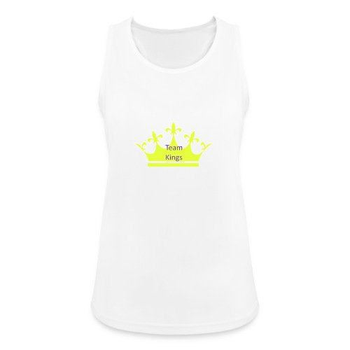 Team King Crown - Women's Breathable Tank Top