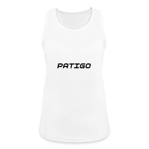PATIGO - Dame tanktop åndbar