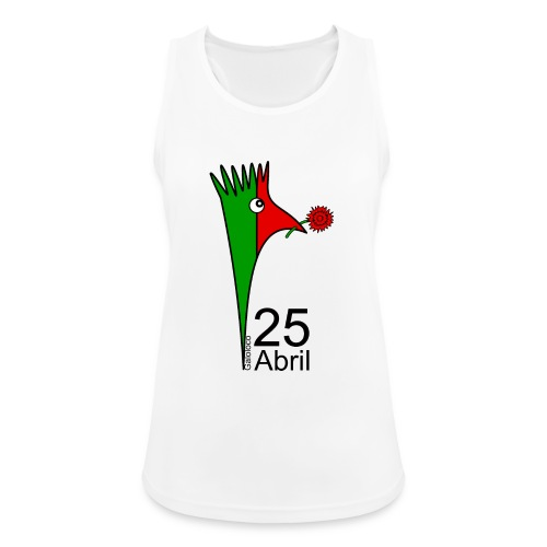 Galoloco - 25 Abril - Women's Breathable Tank Top