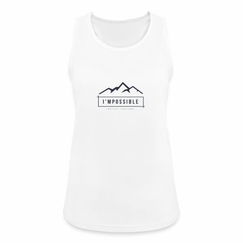 Impossible - Women's Breathable Tank Top