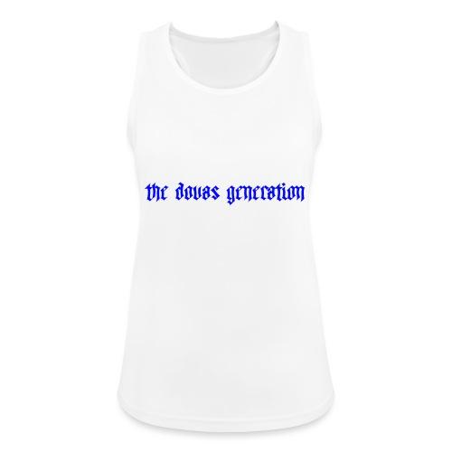 the dovas generation - Andningsaktiv tanktopp dam