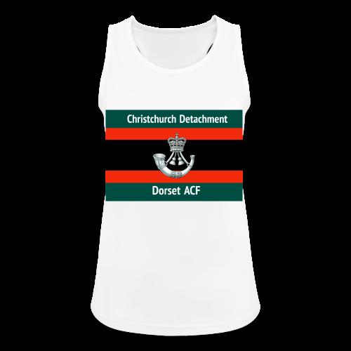 Christchurch Detachment / Dorset ACF - Women's Breathable Tank Top