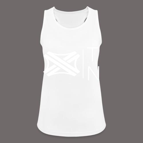 Tregion logo Small - Women's Breathable Tank Top