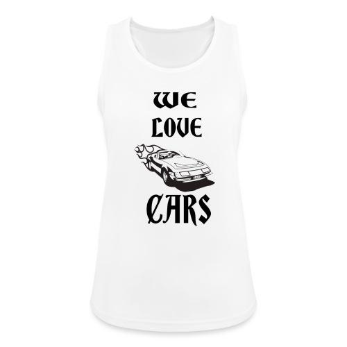 auto fahrzeug garage - Frauen Tank Top atmungsaktiv
