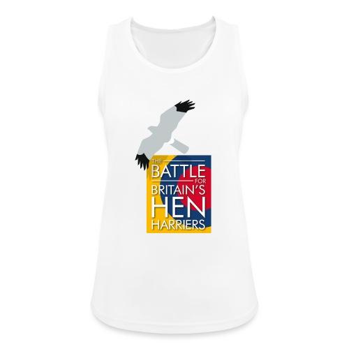 New for 2017 - Women's Hen Harrier Day T-shirt - Women's Breathable Tank Top