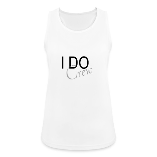 i do crew - Frauen Tank Top atmungsaktiv