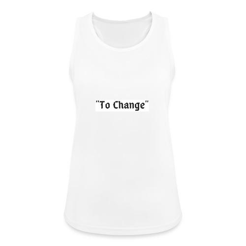 To Change - Top da donna traspirante