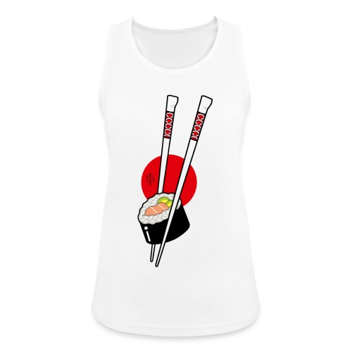 Sushi - Top da donna traspirante