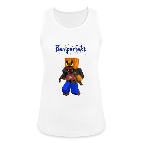 Beniperfekt T-Shirt für Männer - Frauen Tank Top atmungsaktiv