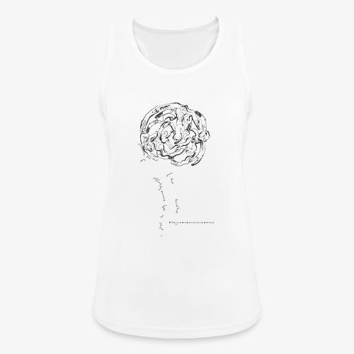 grafica t shirt nuova - Top da donna traspirante